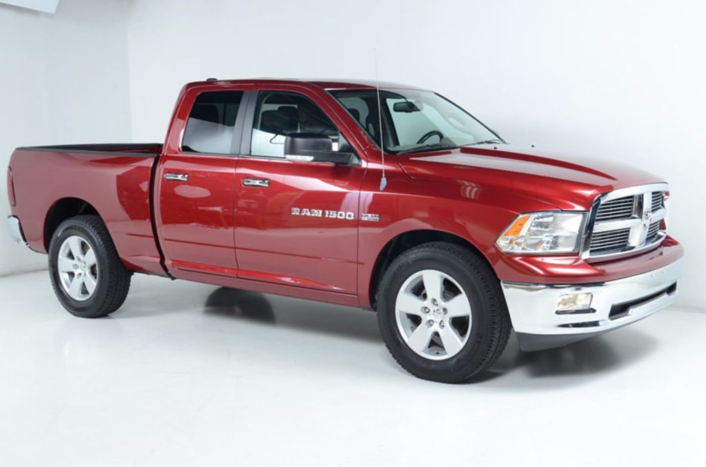 2011 Dodge Ram 1500 SLT Big Horn HEMI 20 inch Michelin's Remote start - 16872447 - 2