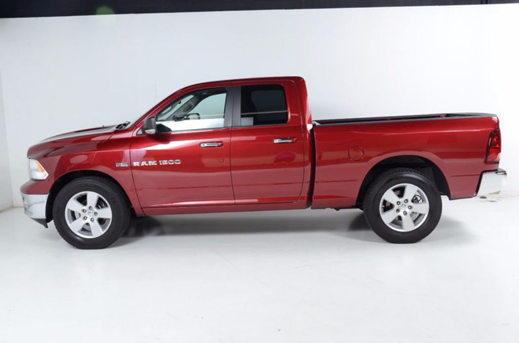2011 Dodge Ram 1500 SLT Big Horn HEMI 20 inch Michelin's Remote start - 16872447 - 4