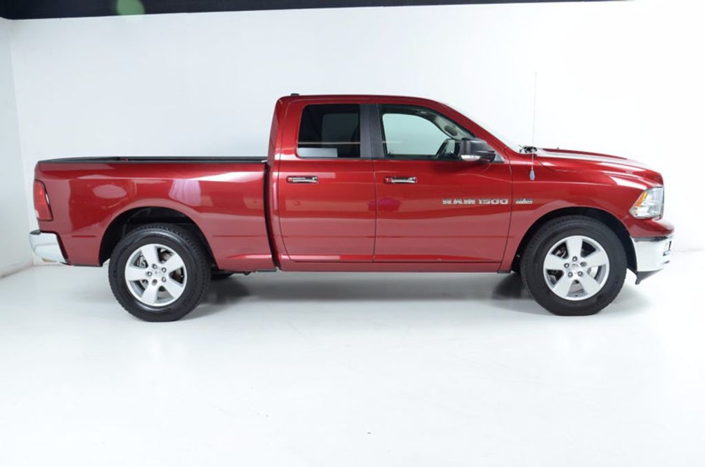 2011 Dodge Ram 1500 SLT Big Horn HEMI 20 inch Michelin's Remote start - 16872447 - 5