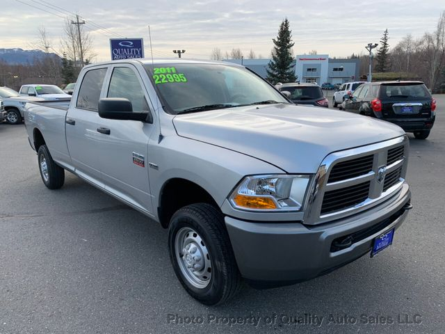 Used Dodge Ram >> 2011 Used Dodge Ram 2500 At Quality Auto Sales Llc Serving Anchorage Ak Iid 19157749