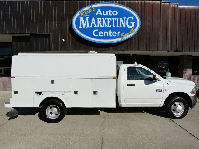 2011 Used Dodge Ram 3500 Truck Owned By Cummings Service