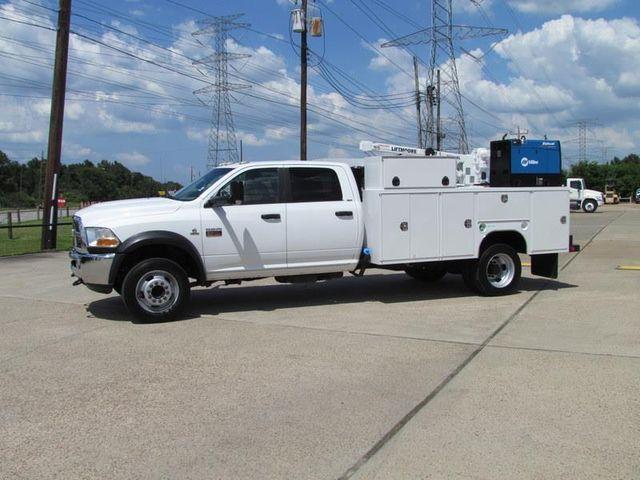 Dodge Dealership Houston >> 2011 Used Dodge Ram 5500 Fuel - Lube Truck 4x4 at Texas ...