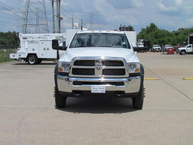 2011 Used Dodge Ram 5500 Fuel - Lube Truck 4x4 at Texas