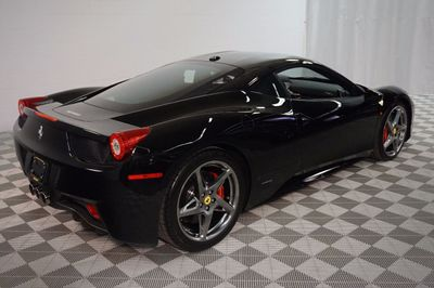 2011 Ferrari 458 Italia 2dr Coupe - Click to see full-size photo viewer