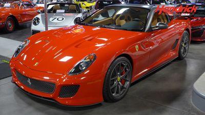 Used Ferrari At Hendrick Performance Serving Charlotte Nc