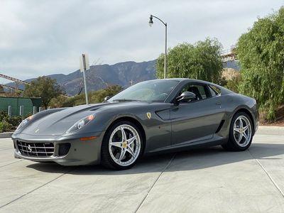 Used Ferrari 599 Gtb Fiorano At Cnc Motors Inc Serving