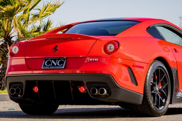 2011 Ferrari 599 GTO Coupe  - Click to see full-size photo viewer