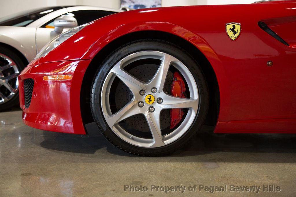 2011 Used Ferrari 599 Sa Aperta Aperta At Pagani Beverly Hills Ca