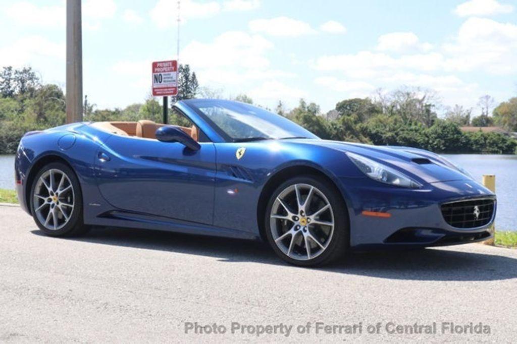 2011 Ferrari California 2dr Convertible - 18669550 - 9