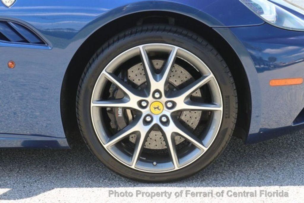 2011 Ferrari California 2dr Convertible - 18669550 - 10