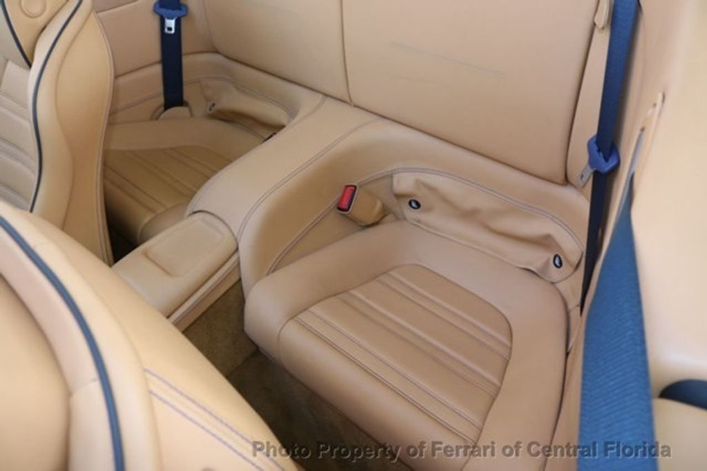 2011 Ferrari California 2dr Convertible - 18669550 - 14