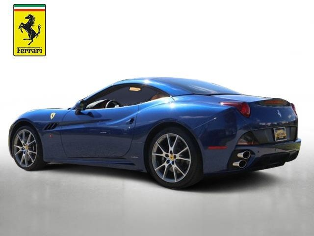 2011 Ferrari California 2dr Convertible - 18669550 - 1