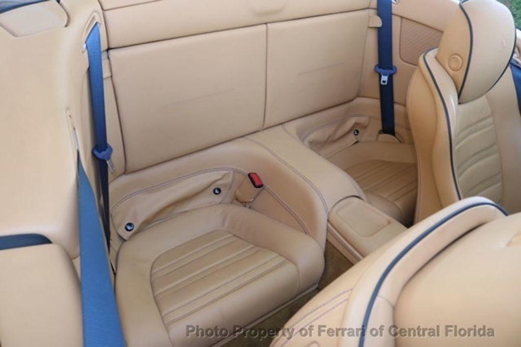 2011 Ferrari California 2dr Convertible - 18669550 - 17