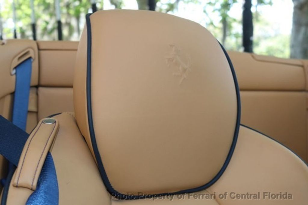2011 Ferrari California 2dr Convertible - 18669550 - 18