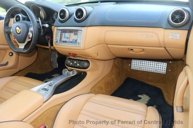 2011 Ferrari California 2dr Convertible - 18669550 - 23