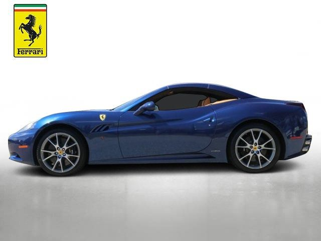 2011 Ferrari California 2dr Convertible - 18669550 - 2