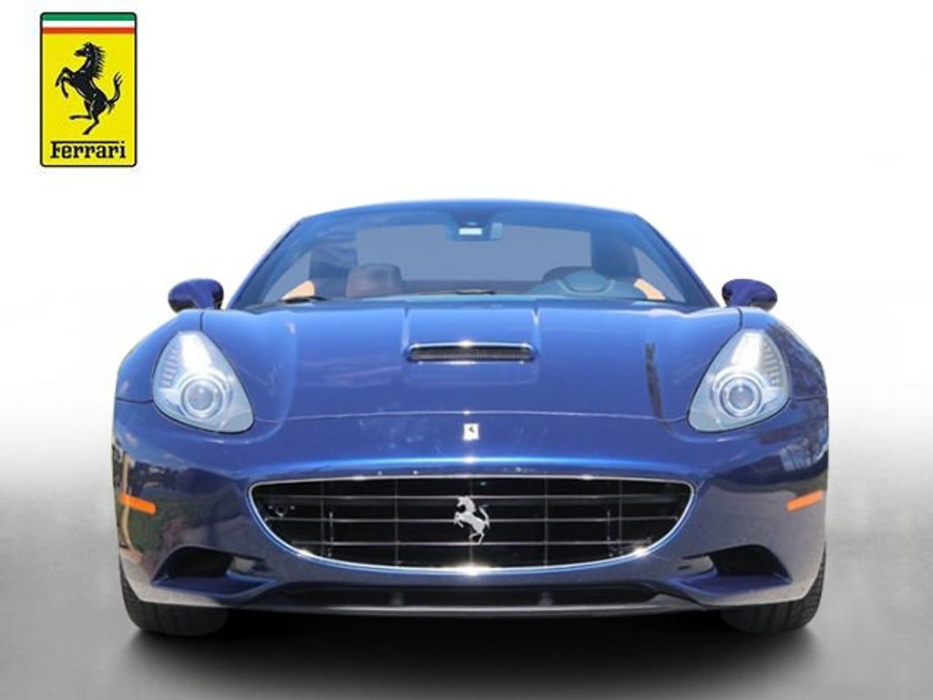 2011 Ferrari California 2dr Convertible - 18669550 - 6