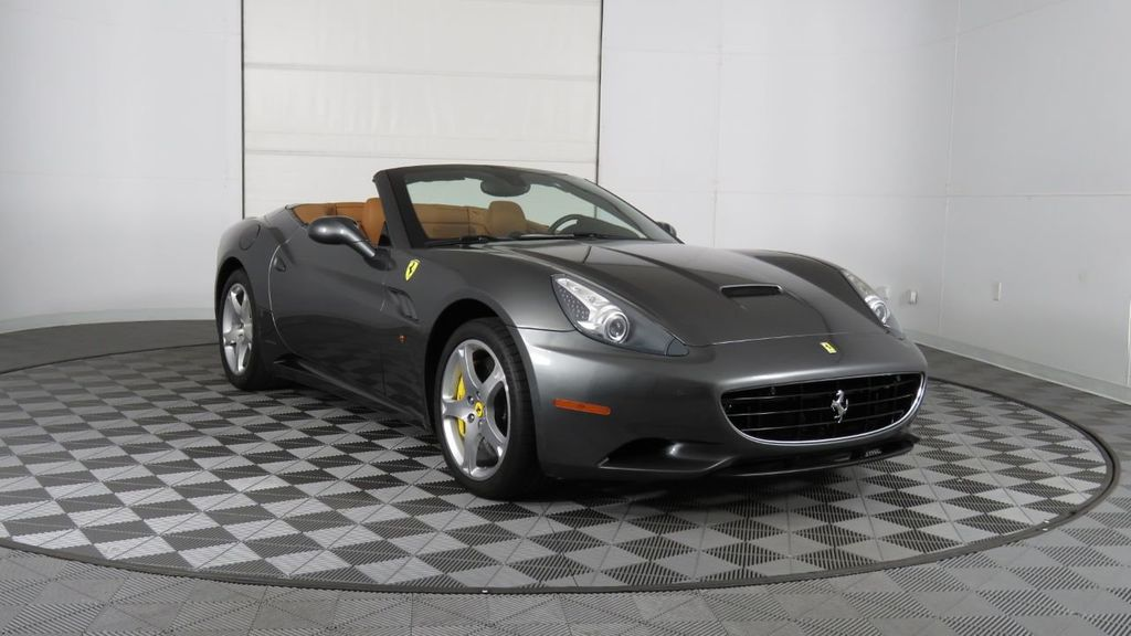 2011 Ferrari California 2dr Convertible - 18698680 - 0