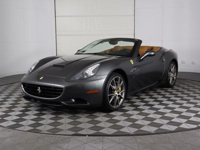 2011 Ferrari California 2dr Convertible