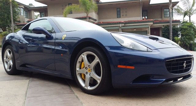 2011 Ferrari California Roadster  - 15789615 - 21