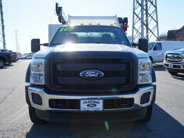 2011 Ford DRW SUPER DUTY    Base Trim - 11729500 - 19