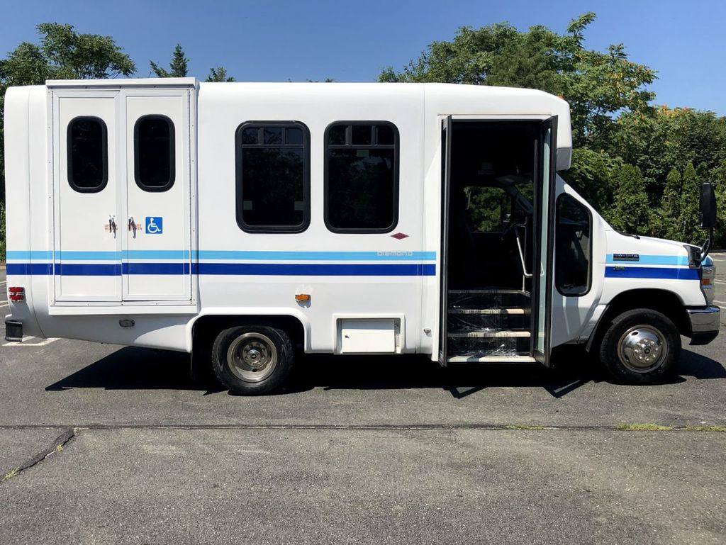 2011 Ford E350 Diamond Non-CDL Wheelchair Bus For Sale For Adults Medical Transport Mobility ADA Handicapped - 17951685 - 13