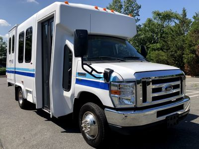 2011 Ford E350 Diamond Non-CDL Wheelchair Shuttle Bus