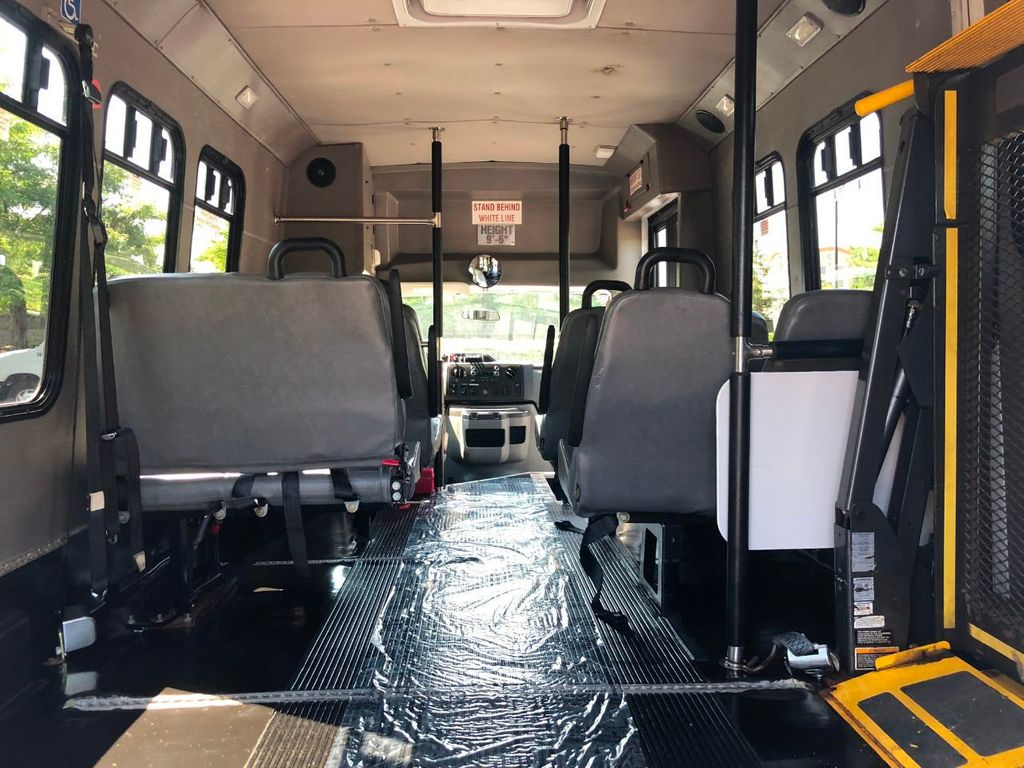 2011 Ford E350 Diamond Non-CDL Wheelchair Shuttle Bus For Adults Medical Transport Mobility ADA Handicapped - 17951685 - 11