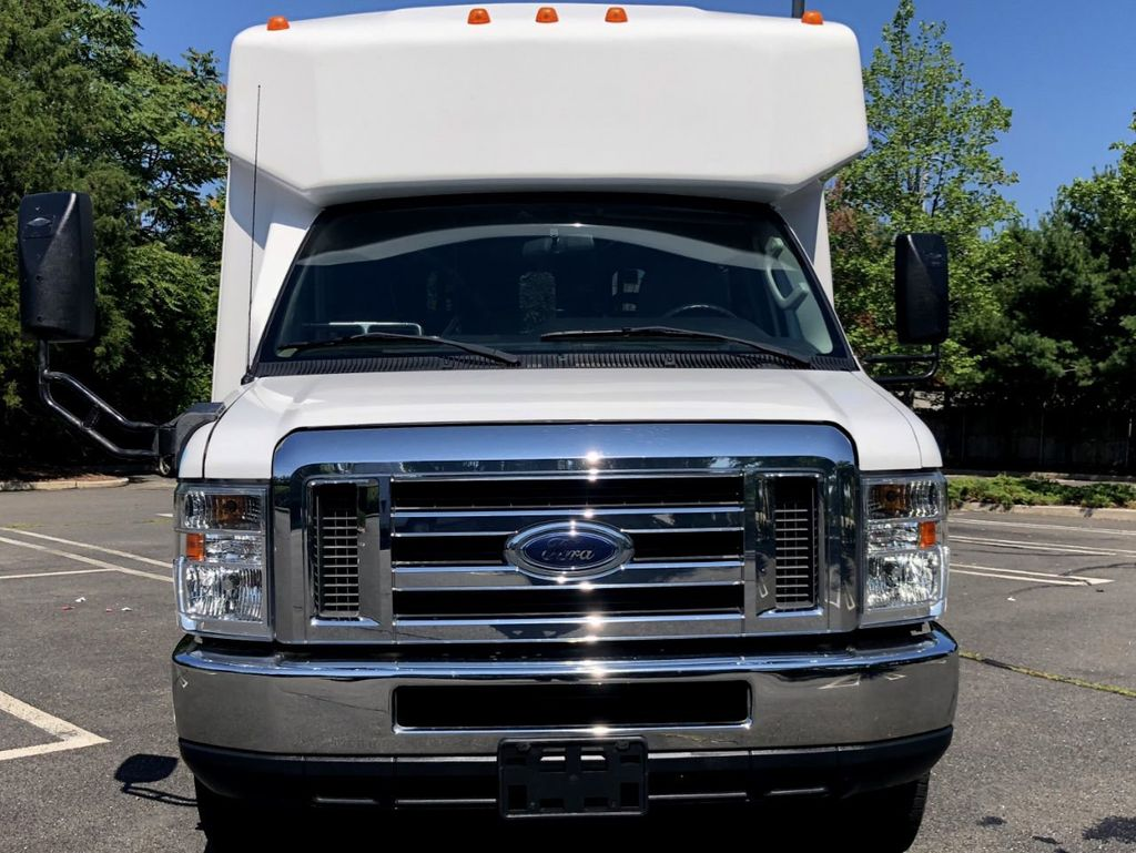 2011 Ford E350 Diamond Non-CDL Wheelchair Shuttle Bus For Adults Medical Transport Mobility ADA Handicapped - 17951685 - 1
