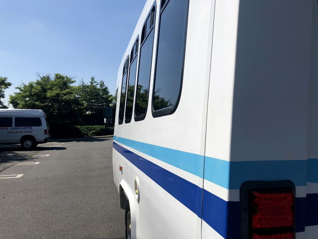 2011 Ford E350 Diamond Non-CDL Wheelchair Shuttle Bus For Adults Medical Transport Mobility ADA Handicapped - 17951685 - 8