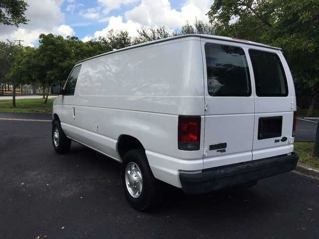 2011 Ford Econoline Cargo Van E-250 Commercial - Click to see full-size photo viewer