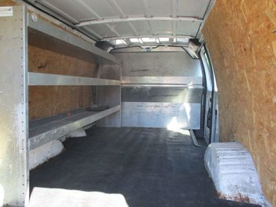 2011 Ford Econoline Cargo Van E-250 Ext Commercial - Click to see full-size photo viewer