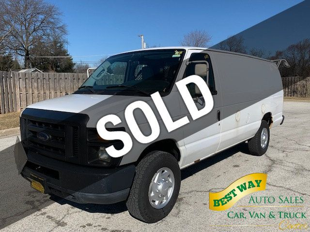 7acf13c411 2011 Used Ford Econoline Cargo Van EXT E350 CARGO VAN at Best Way ...