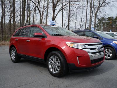 2011 Ford Edge - 2FMDK3JC1BBB26743