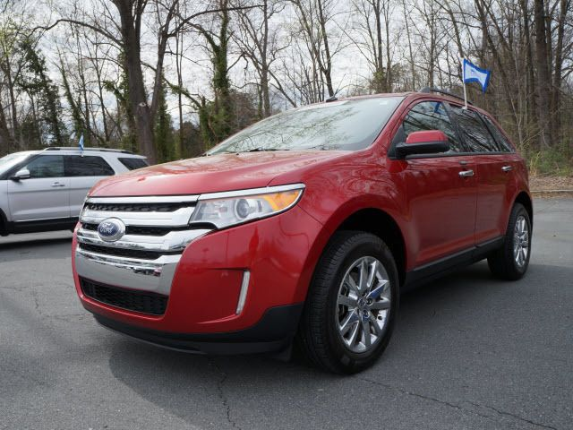 2011 Ford Edge 4dr SEL FWD - 11911596 - 3
