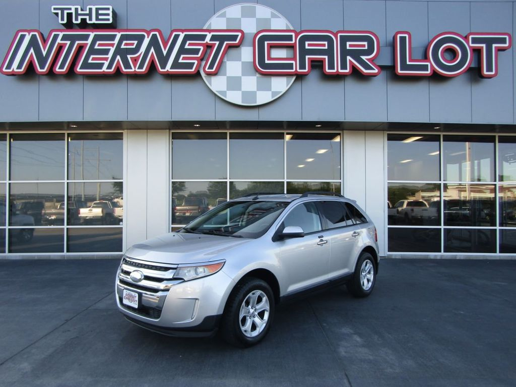 2011 Ford Edge 4dr SEL FWD - 12876080 - 0