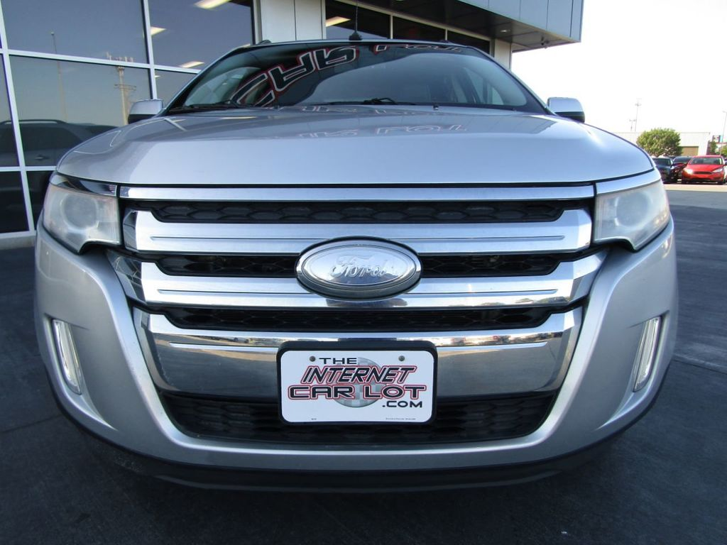 Ford Edge Dr Sel Fwd