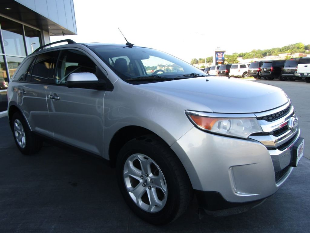 2011 Ford Edge 4dr SEL FWD - 12876080 - 8