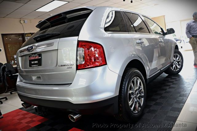 2011 Used Ford Edge ***limited***navigation and backup camera at Automax  Atlanta Serving Lilburn, GA, IID 19261715