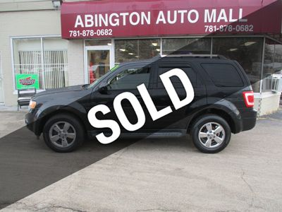 2011 Ford Escape 4WD 4dr Limited SUV