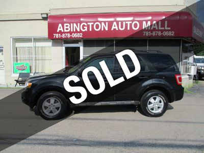 2011 Ford Escape 4WD 4dr XLT SUV