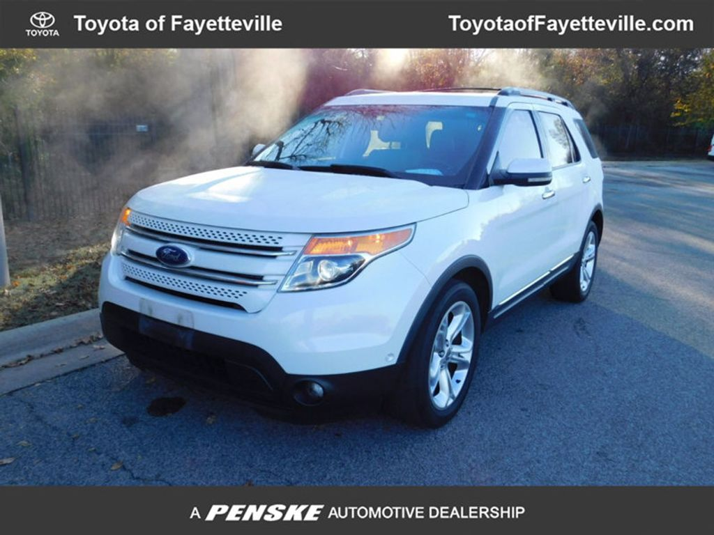 2011 Ford Explorer FWD 4dr Limited - 16991598 - 0