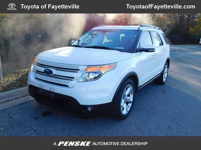 2011 Ford Explorer FWD 4dr Limited SUV