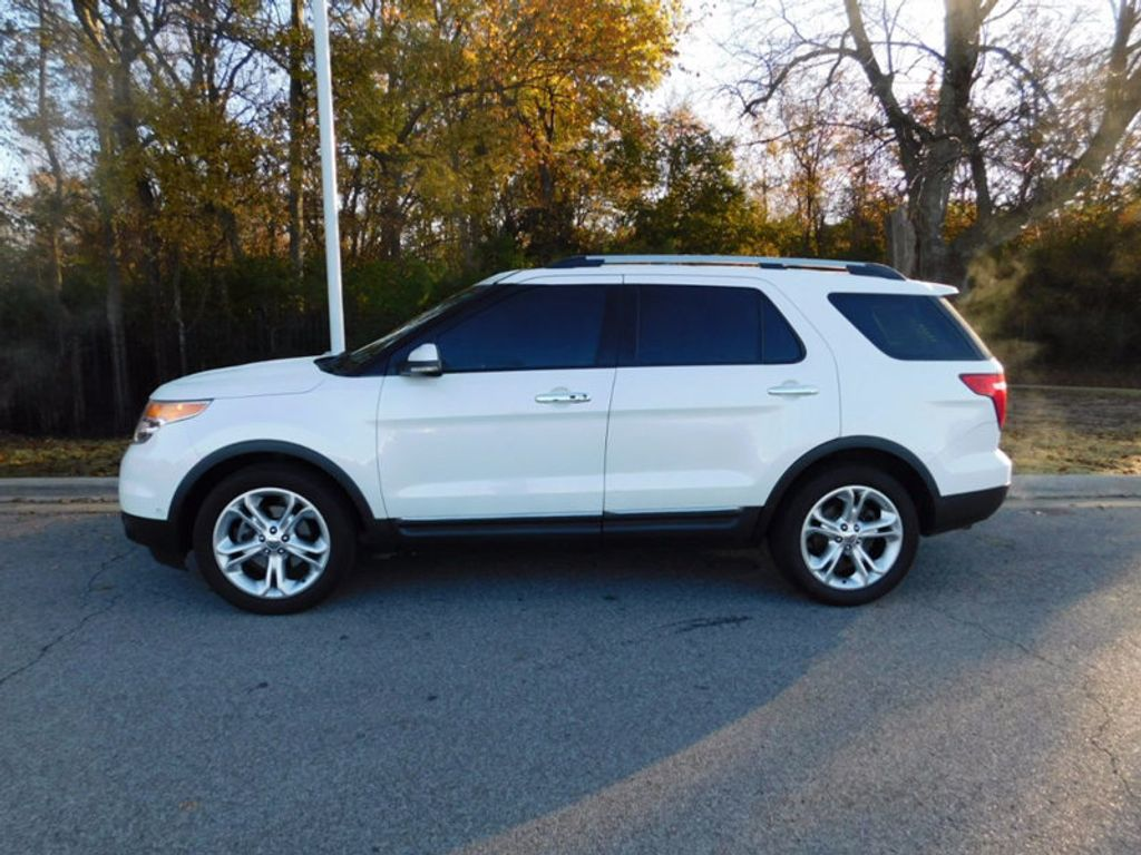 2011 Ford Explorer FWD 4dr Limited - 16991598 - 1
