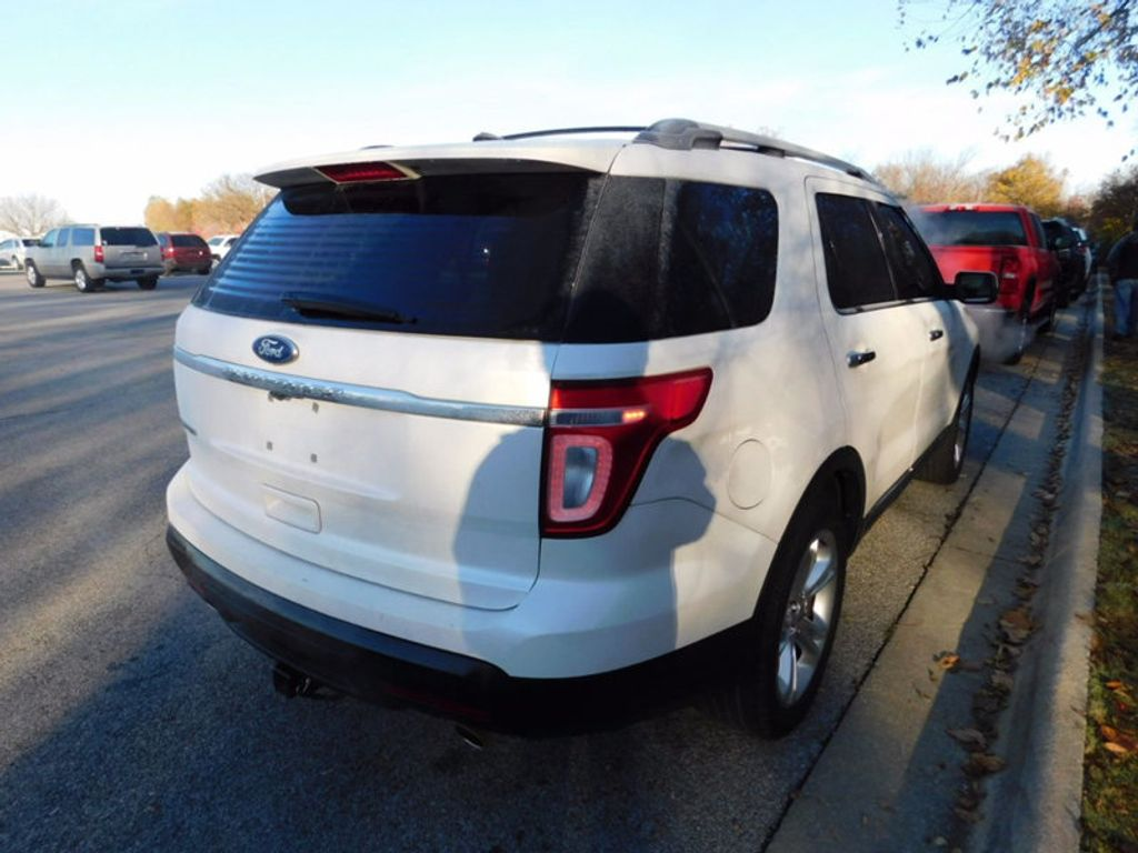 2011 Ford Explorer FWD 4dr Limited - 16991598 - 2