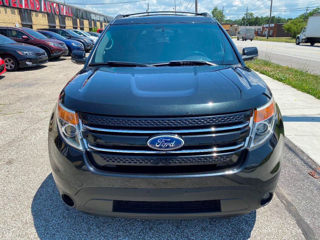 2011 Ford Explorer LEATHER NAVIGATION R-CAMERA PANO ROOF SYNC FAST BANK APPROVAL  - 17965642 - 1