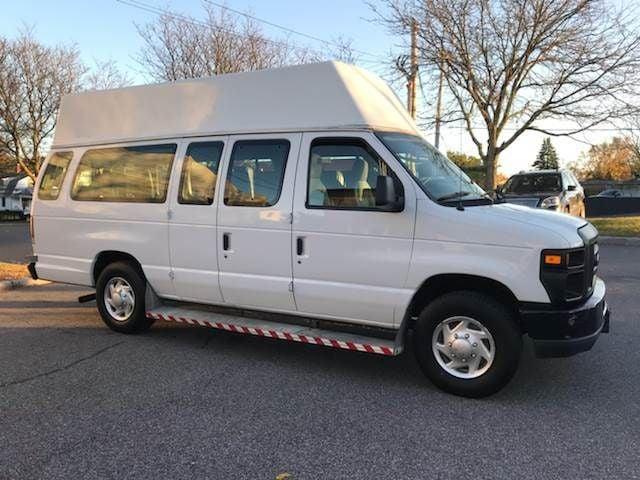 2011 Ford E-Series Cargo E 350 SD 3dr Extended Cargo Van