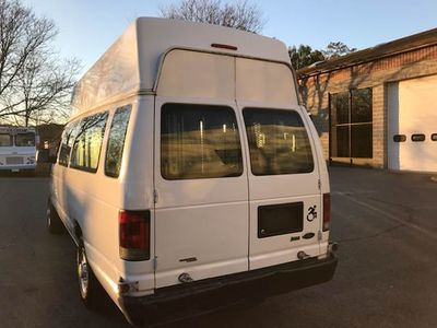 2011 Ford E-Series Cargo E 350 SD 3dr Extended Cargo Van - Click to see full-size photo viewer