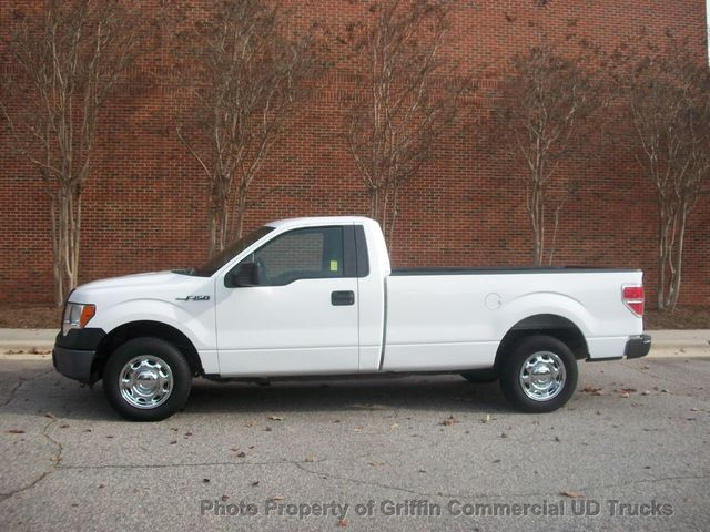 2011 Ford F150HD JUST 33k MILES 8FT LONGBED ONE OWNER NC TRUCK!!  302HP
