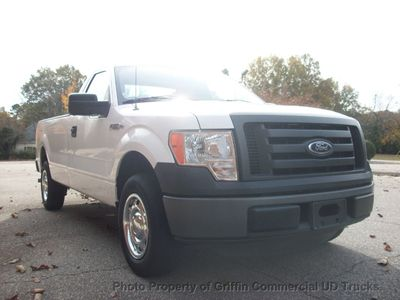 2011 Ford F150HD JUST 33k MILES 8FT LONGBED ONE OWNER NC TRUCK!!  302HP - Click to see full-size photo viewer